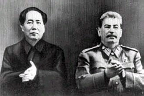 Was an alliance between the PRC and The Soviet Union inevitable?