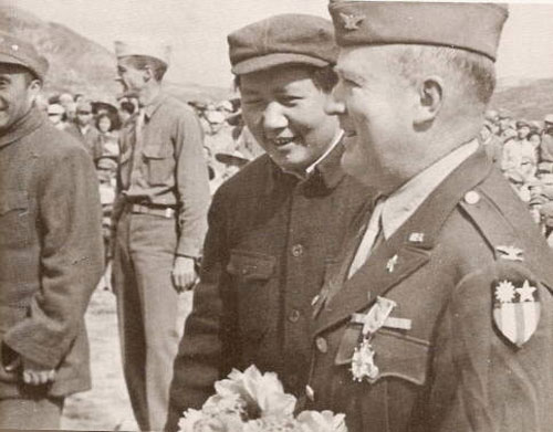 PRC and The Soviet Union and the USA