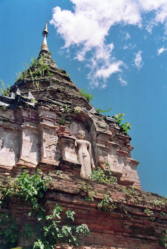 Ruins in Chiang Saen