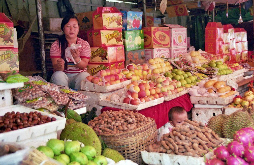 Guanlei Market