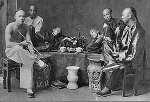 opium war britain completely wrong Knowledge of the nervous system is minimal and erroneous in traditional  chinese medicine  after the opium wars and the nanking treaty of 1842,  catholic and protestant  specifically the opium trade that britain had forced on  china after the opium  arabian physicians used opium very extensively around  1000 ad [3.