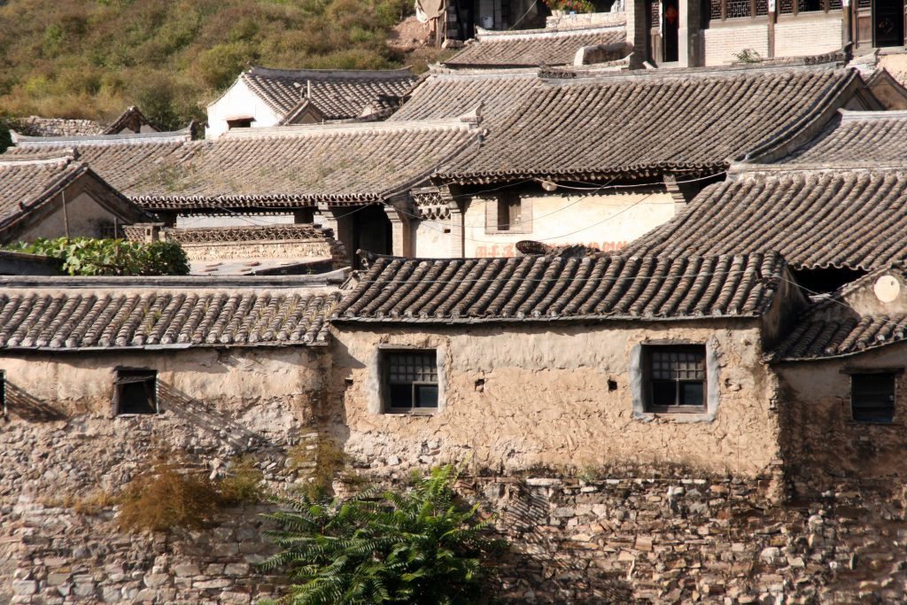 Amazing old houses in Chuandixia