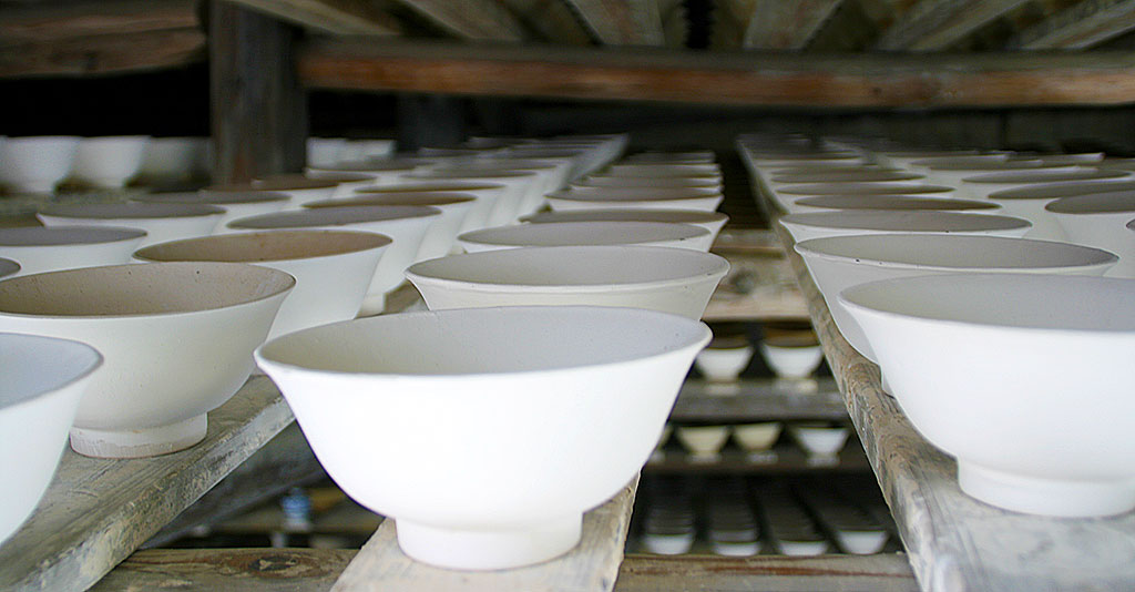 Jingdezhen: the Porcelain City