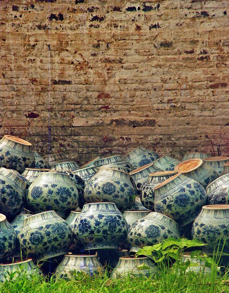 Jingdezhen Porcelain City 景德镇