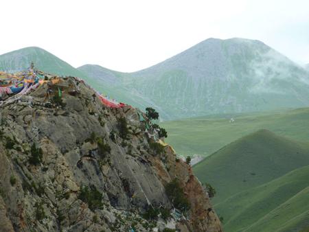 Leba Gorge Majestic Scenery