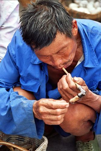 Every Five day Chong'an Market