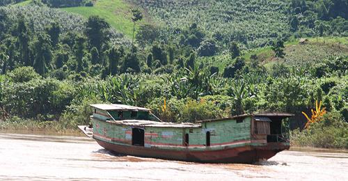 Lao Boat