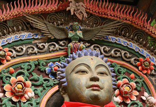 Cangyan Shan Mystic China