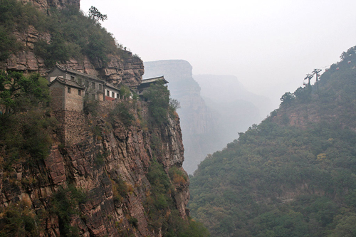 Cangyan Shan Mystic China