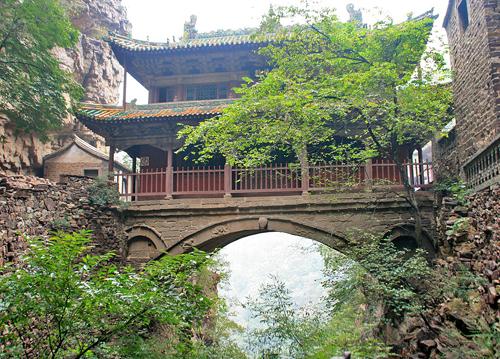 Ancient Bridge Cangyan Shan