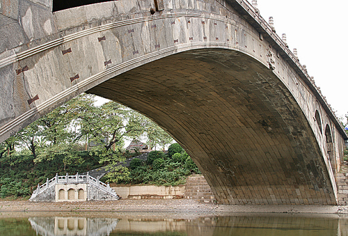 The Extraordinary Zhaozhou Bridge