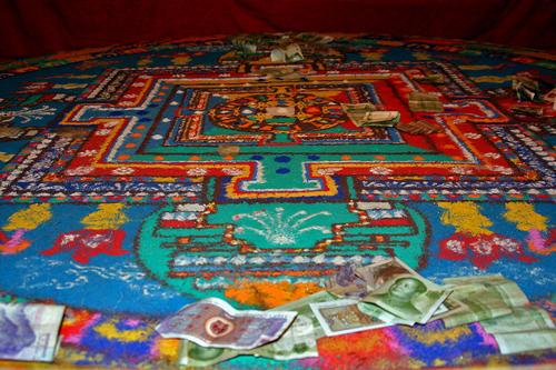 Mandala Dagei Gompa大金寺