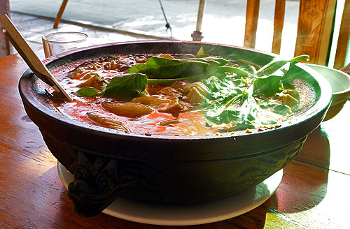 Tibetan Food Ganzi