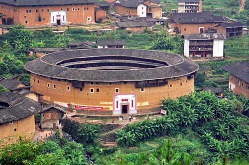 Hakka Tulou Fujian 客家土楼福建省