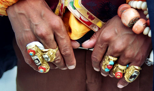 Khampa Hands Kanding Festival