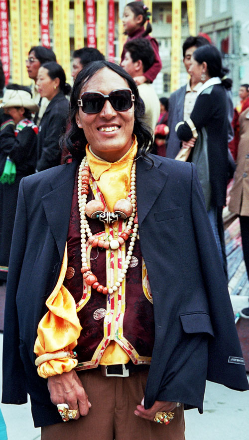Kanding Festival Happy Khampa