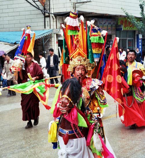Kanding Festival