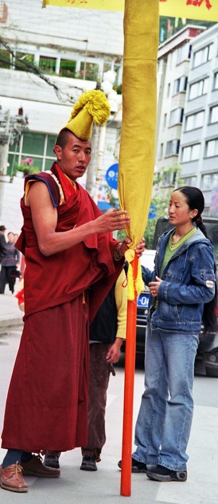 Monk Kangding