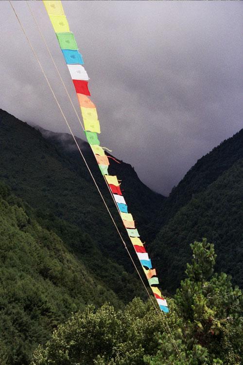 Paoma Shan Kangding
