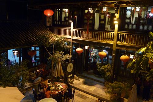 Lao Fangzi Restaurant 一颗印 Kunming昆明 Holachina Com
