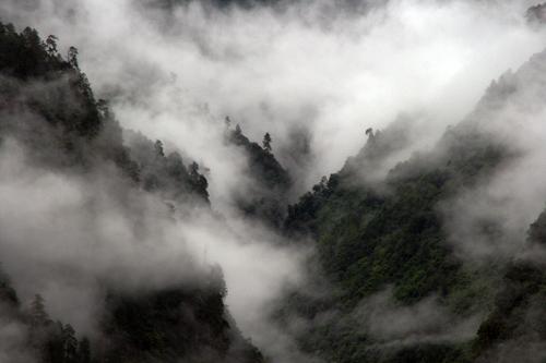 Nujiang Scenery