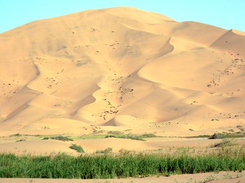The World's Highest Sand Dunes