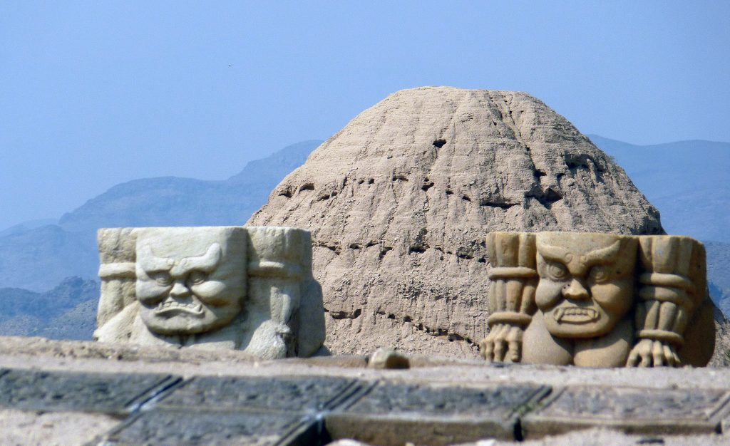 XiXia Tombs