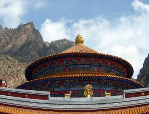 Guangzong Si 广宗寺, or Nansi 南寺