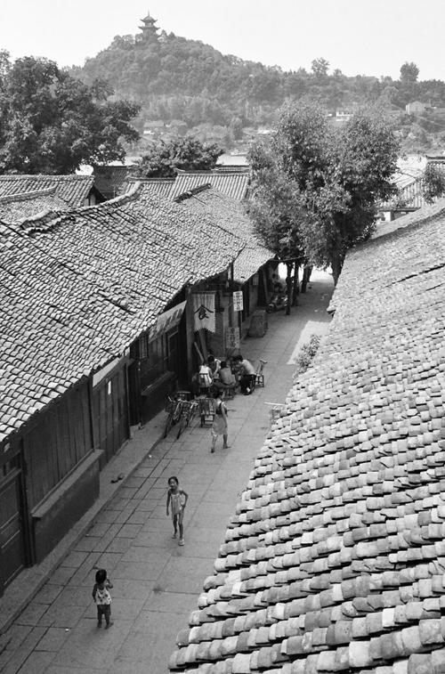Langzhong Gucheng 阆中古城