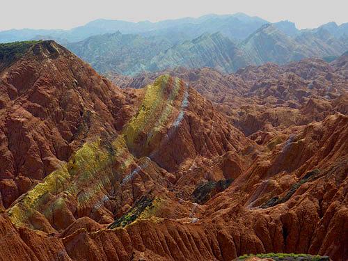 Colourful Rocks