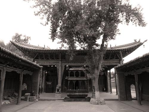 Dafo Si  Zhangye