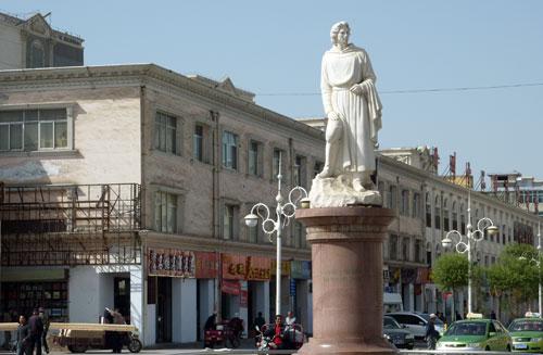 Zhangye City