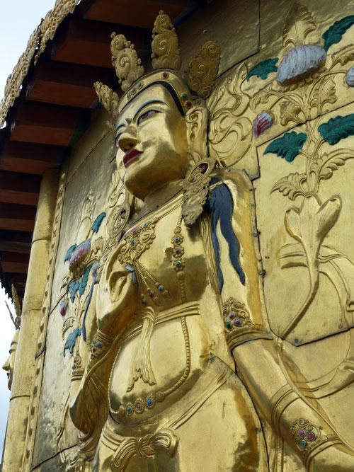Gongtang Chörten (Pagoda),