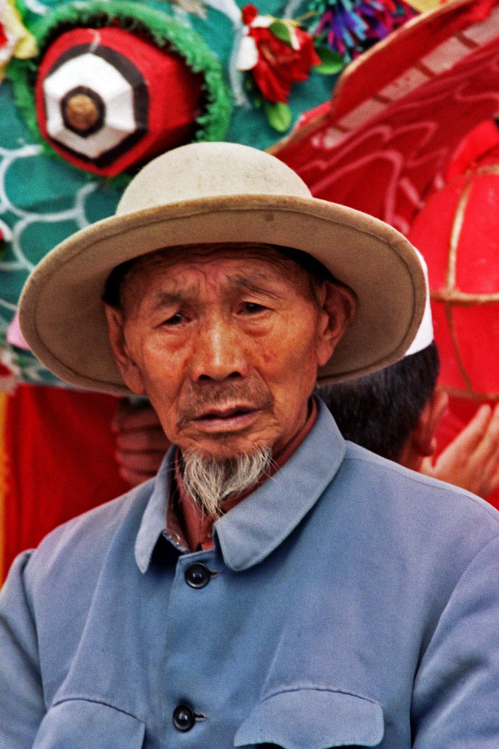 Songpan's Amazing Festival Hui Minority