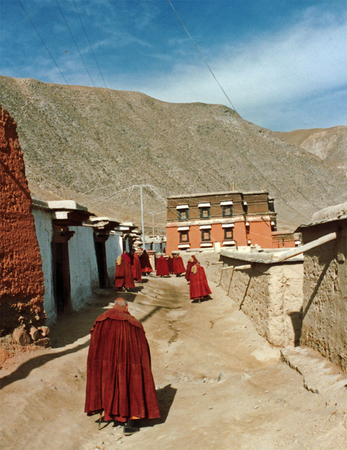 Xiahe old photos 1990
