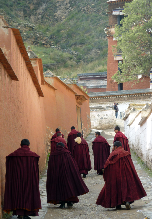 Xiahe Monks