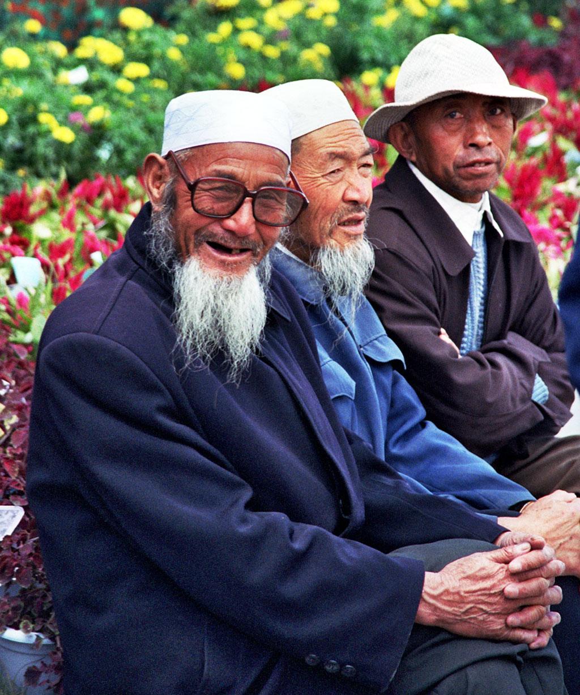 Hui Minority Songpan