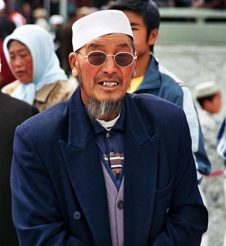 Songpan Hui Minority