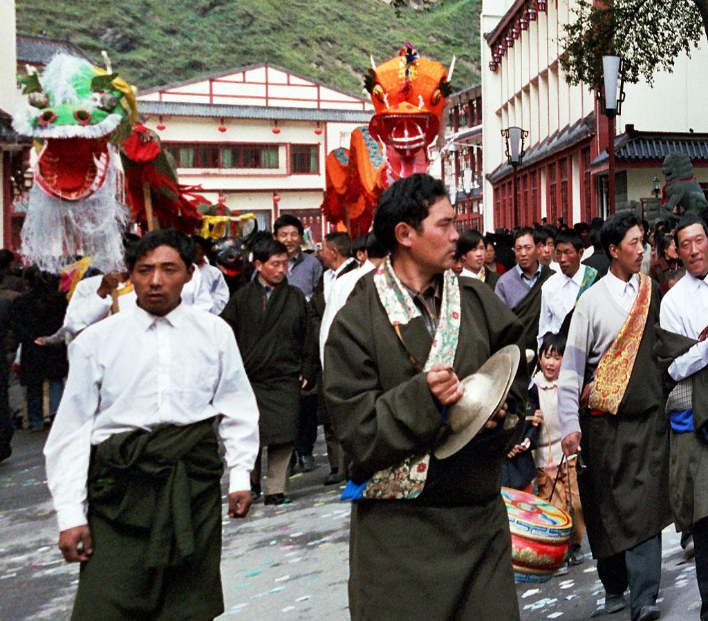 Musicians Songpan Festival