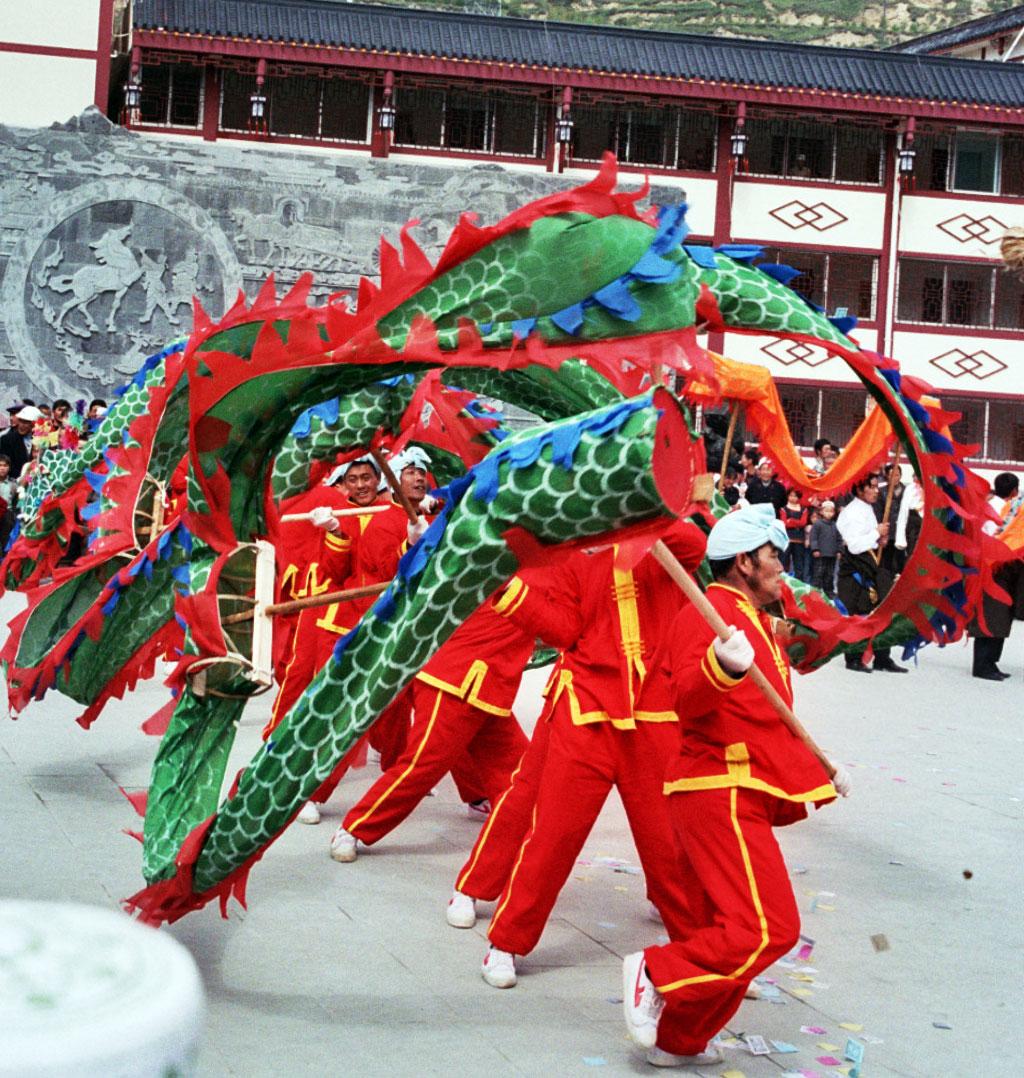 dragons Songpan Festival
