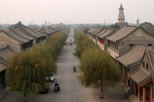 Zhengding 正定 China's Unknown Temple Town