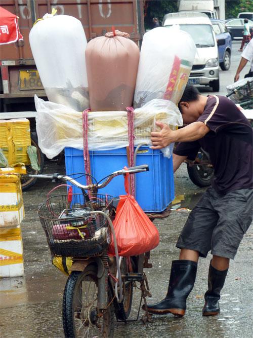 Qin Ping Market Guangzhou