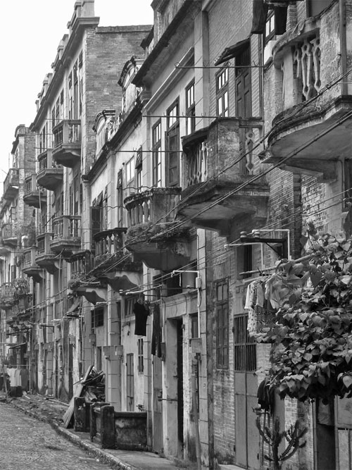 Chikan Backstreets