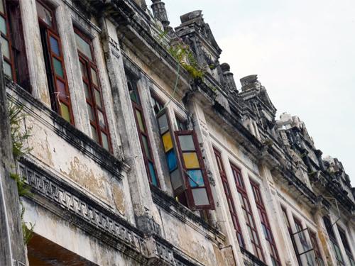 Chikan Qilou Buildings