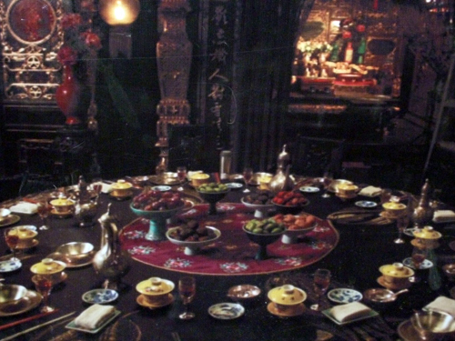 The Dinning Room in the Grandmaster