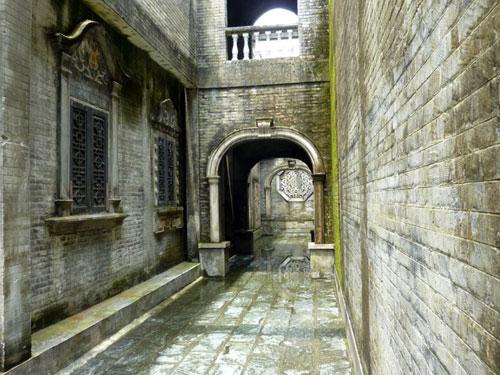 Lingnan Film Studios Where they shot the Grandmaster