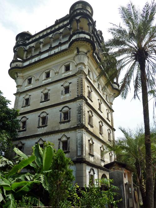 Ruishilou 瑞石楼 in Jinjiangli 锦江里