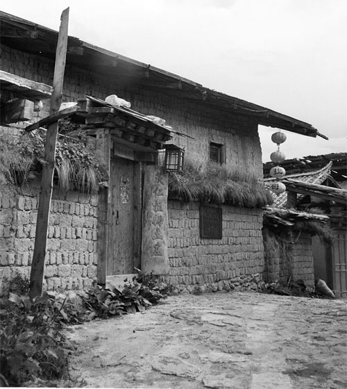Old Zhongdian / Dukezong
