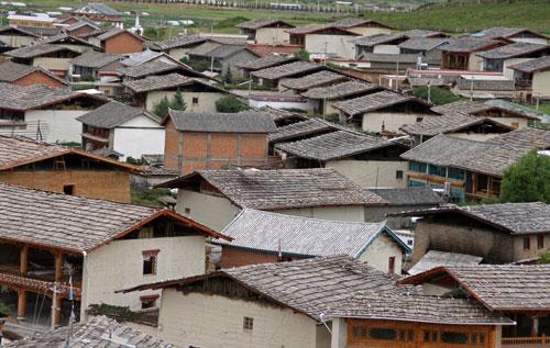 Old Zhongdian /Dukezong