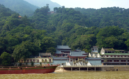 Beijiang River at Fei Lai